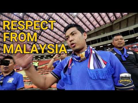 ULTRAS THAI - Final SEA Games 2017 Kuala Lumpur - Malaysia Vs Thailand ~ VITO SPORTS