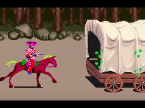 Sunset Riders SNES Complete Playthrough