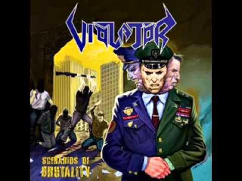 Violator - Scenarios Of Brutality (FULL ALBUM)