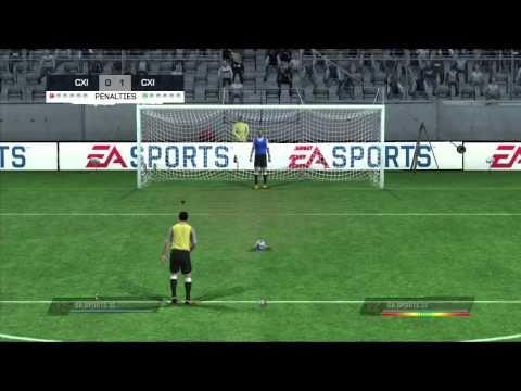 FIFA 11: Basic Penalties Tutorial