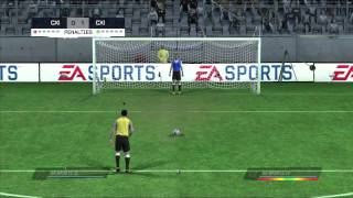 FIFA 11: Basic Penalties Tutorial