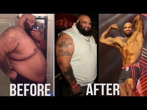 Possible Pat's JAW DROPPING 340 POUND Weight Loss Transformation