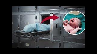 Doktorlar Hamile Kadının Öldüğünü Düşünüyordu, Ancak Beklenmedik Bir Şey Oldu