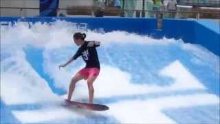 Flowrider - Wave / Surf Machine
