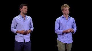Recréer du lien intergénérationnel durable | Thibault Bastin & Bathélemy Gas | TEDxParis