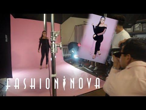 I'm a Fashion Nova model now!?