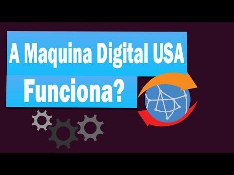 A Maquina Digital USA Funciona? [Review Completo]
