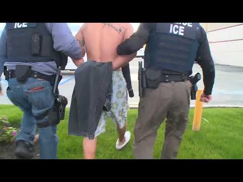 ICE Fugitive Operations Arrests