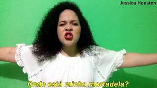 Eu, você, o mar e ela - Luan Santana - Paródia versão TENTEI SER FITNESS
