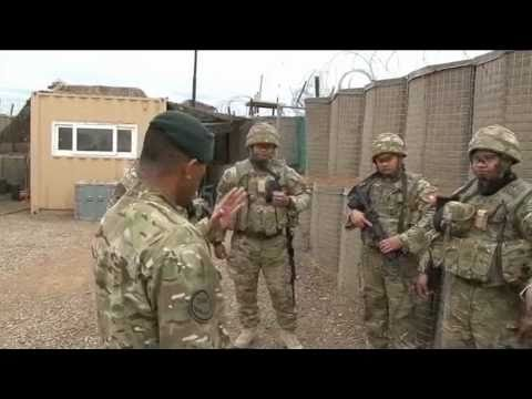 Tonga: A Small Nation With A Big Punch On Guard In Afghanistan | Forces TV