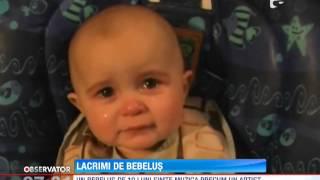 Un bebelus de 10 luni simte muzica precum un artist