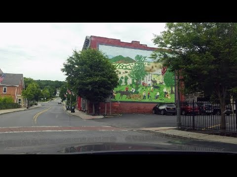 Hoosick Falls, New York Roadtrip