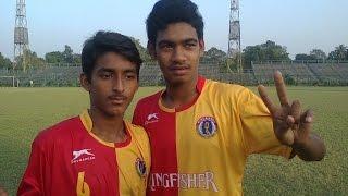 U15 I League || Mohun Bagan 0-2 East Bengal