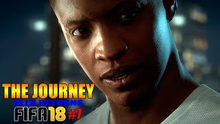 FIFA 18 THE JOURNEY #7 | ENGANADOS E SEM CLUBE (ALEX RETURNS PORTUGUÊS)