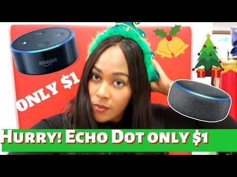 80% Off ! ONLY .99 AMAZON ECHO!  More SECRET Amazon Prime Promo Codes! Christmas Gift Ideas