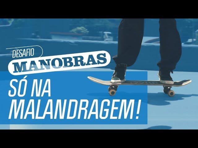 João Suisso x Eduardo Souza | Desafio Manobras | Canal OFF