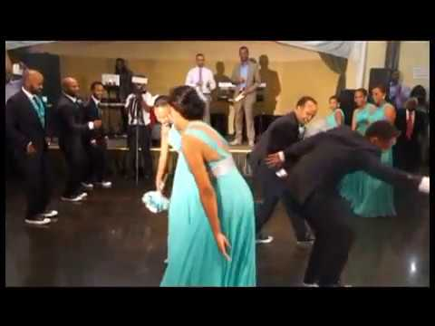 Geni Tes Ethiopian Wedding Dance