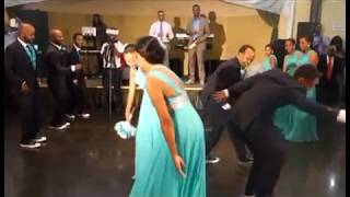 Geni & Tes Ethiopian Wedding dance
