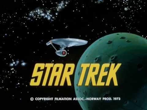 Star Trek: The Animated Series opening