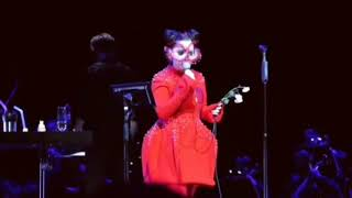 Björk - Utopia Flowers Pluto Tear Up - Live @ State Opera House Of Georgia, (03-11-2017)