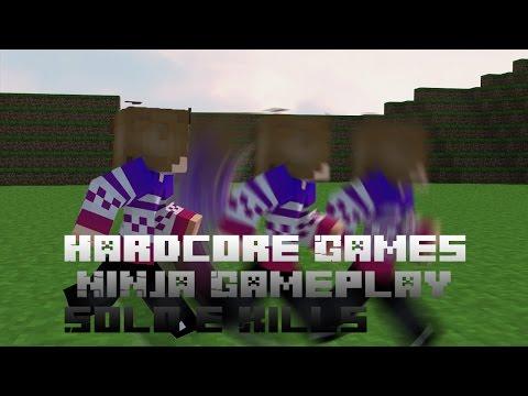 Hardcore Games Ninja Gameplay | Solo...