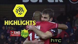 Video Gol Pertandingan Guingamp vs FC Nantes