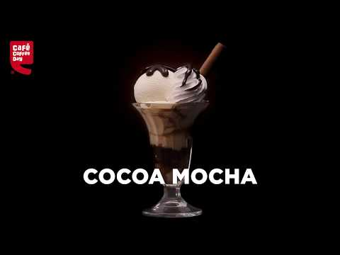 Cocoa Mocha   Over The Top Sundaes   Cafe Coffee Day