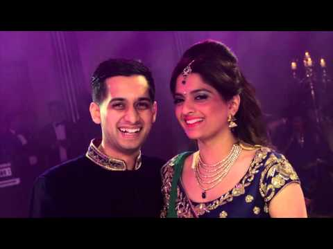 Wedding Reception - Dallas Burston Polo Club - Bijal & Krishan