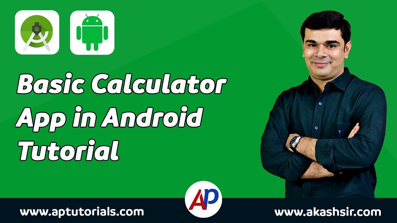 Basic calculator app in android tutorial youtube basic calculator app in android tutorial baditri Image collections