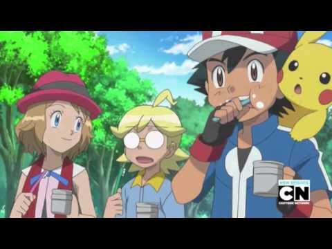 The Best Scenes In Pokemon XY