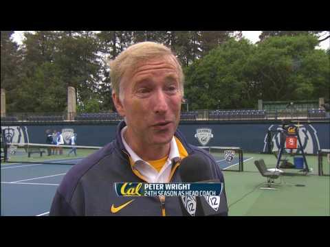 PAC12 Tennis TEASE UCLA CAL