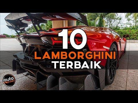 10 MODEL LAMBORGHINI TERBAIK DI DUNIA