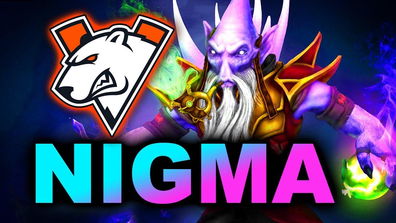 NIGMA vs VP - SEMI-FINAL - WePlay! MAD MOON DOTA 2 thumbnail