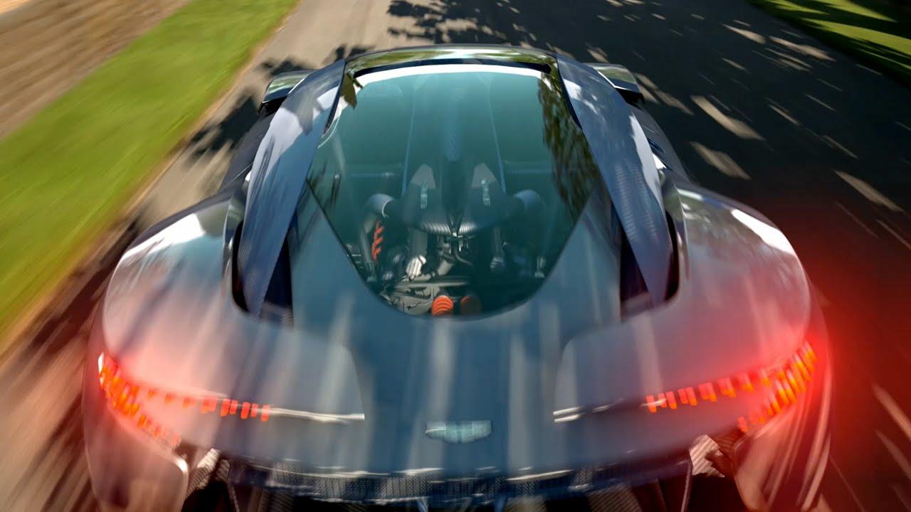 Aston Martin Dp 100 Vision Gran Turismo Gran Turismocom