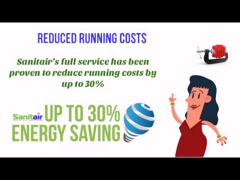 Why Choose Sanitair Air Conditioning Cleaning