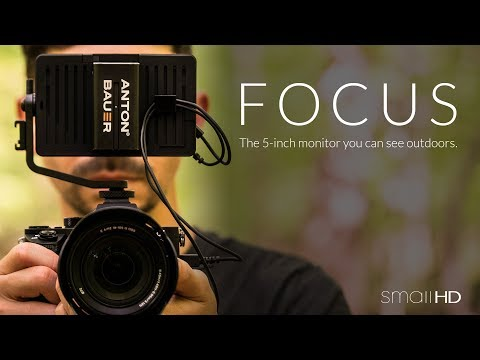 SmallHD FOCUS Monitor | Complete Overview