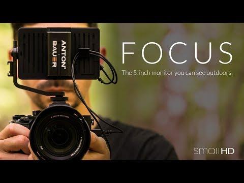 SmallHD FOCUS - 5