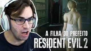RESIDENT EVIL 2 REMAKE - A Fugitiva! | The Ghost Survivors DLC