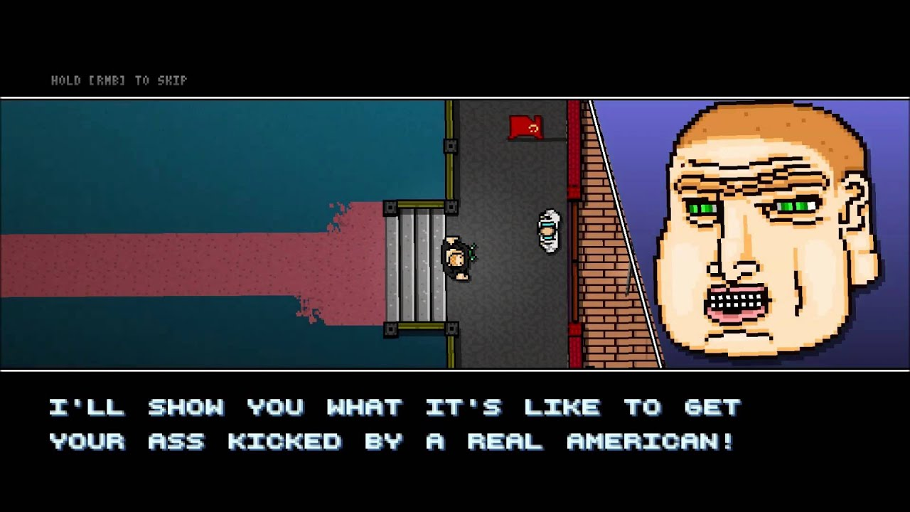 Hotline miami 2's level editor is live on steam | pcgamesn.
