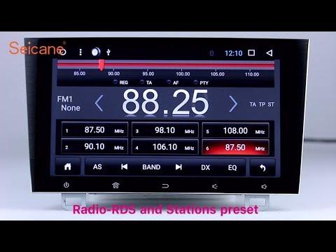 In dash radio 2007-2011 Honda CRV GPS Navigation Stereo ...