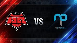 Hellraisers vs NextPlease - day 3 week 1 Season I Gold Series WGL RU 2016/17