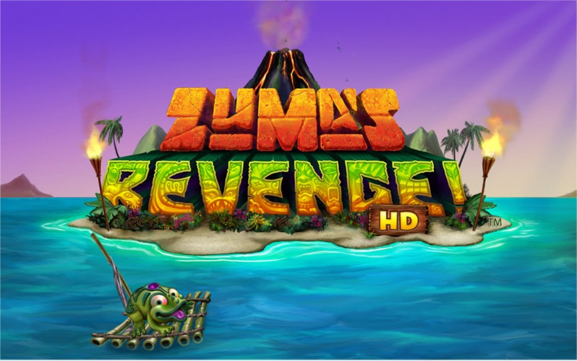 Zuma's Revenge! HD - iPad 2 - HD Sneak Peek Gameplay Trailer