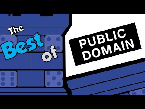 The Best of Public Domain Games