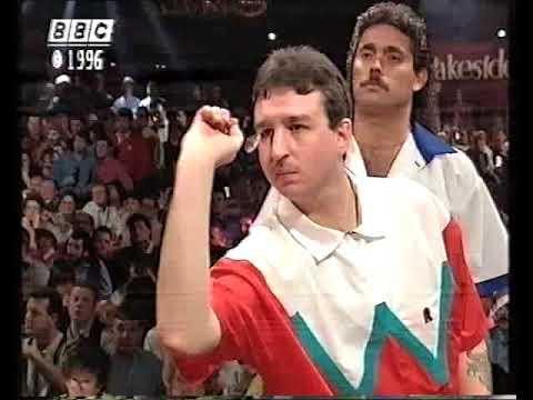 Beaton vs Burnett Darts World Championship 1996 Final Beaton vs Burnett