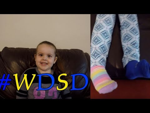 Odd Socks For World Down Syndrome Day! #WDSD