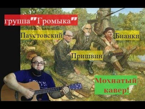Громыка-Паустовский,Бианки и Пришвин(Мохнатый кавер)аккорды кавер на гитаре cover