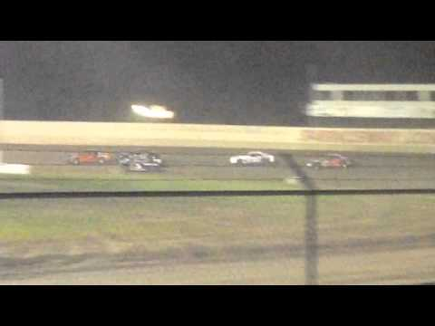 34 raceway 6-6-15 stock car feature pt1
