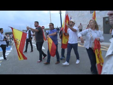 Agresión a una periodista de Europa Press Televisión