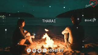 Usurayea tholachan status|iravuku nilavaga nee thonrinaai status|©SS4LYF ENTERTAINMENT