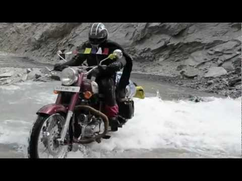 Royal Enfield Ladakh Tour - Riders From Surat